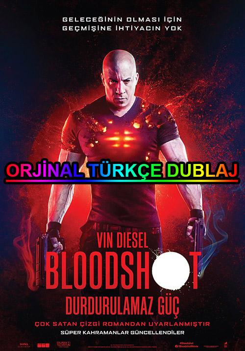 Bloodshot: Durdurulamaz Güç | 2020 | BDRip | XviD | Türkçe Dublaj | m720p - m1080p | BluRay | Dual | TR-EN | Tek Link