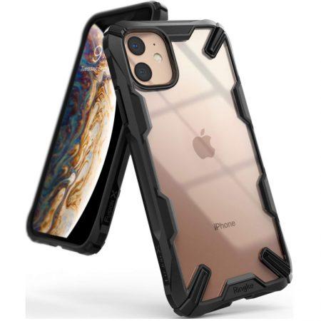 Ringke Fusion X чехол для iPhone 11 - черный