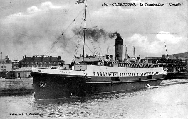 SS Nomadic 1:100 Nomadic