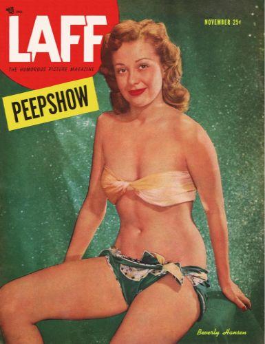 Laff-Peepshow Vol-11 Nov-1950