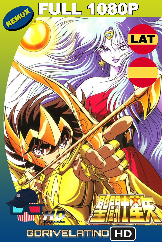 Saint Seiya: Los Caballeros del Zodiaco y la reencarnación de Eris, diosa de la guerra (1987) BDRemux 1080p Latino-Castellano-Japonés MKV