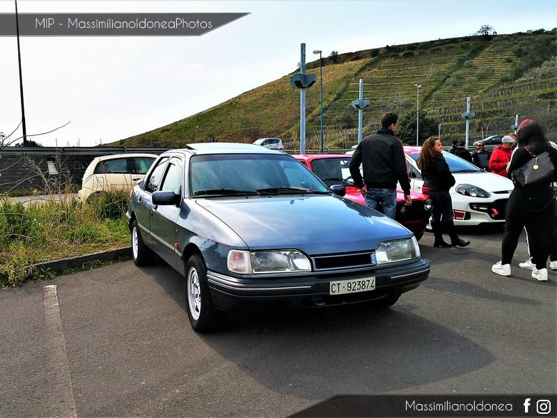 Parking Vintage - Pagina 5 Ford-Sierra-Ghia-1-8-88cv-90-CT923874-2