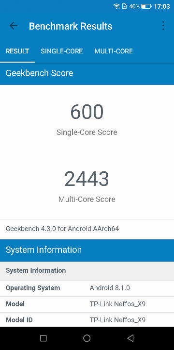9-Geekbench
