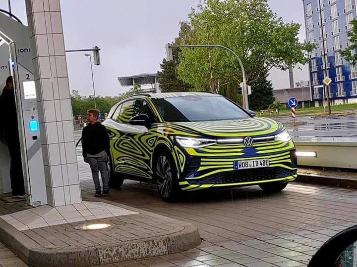 2020 Volkswagen ID.4 60
