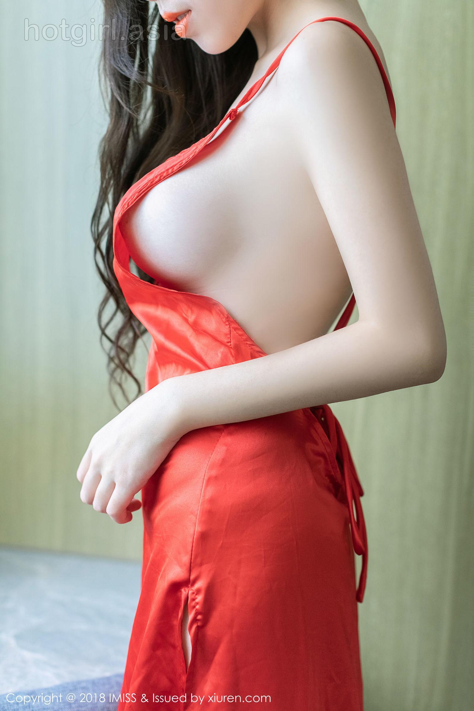 [IMiss 爱 蜜 社] Vol.281 Pretty Newcomer @ 冰冰 儿 第一 写真