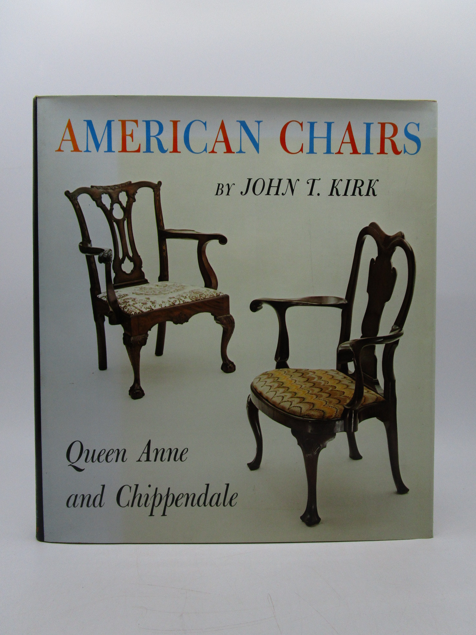 Image for American Chairs; Queen Anne and Chippendale