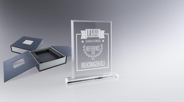 L'ID.3 élue « Berline Electrique de Référence 2021 » par La Revue Automobile La-revue-1
