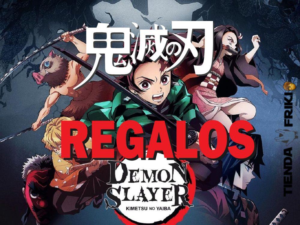 Comprar regalo Demon Slayer en España