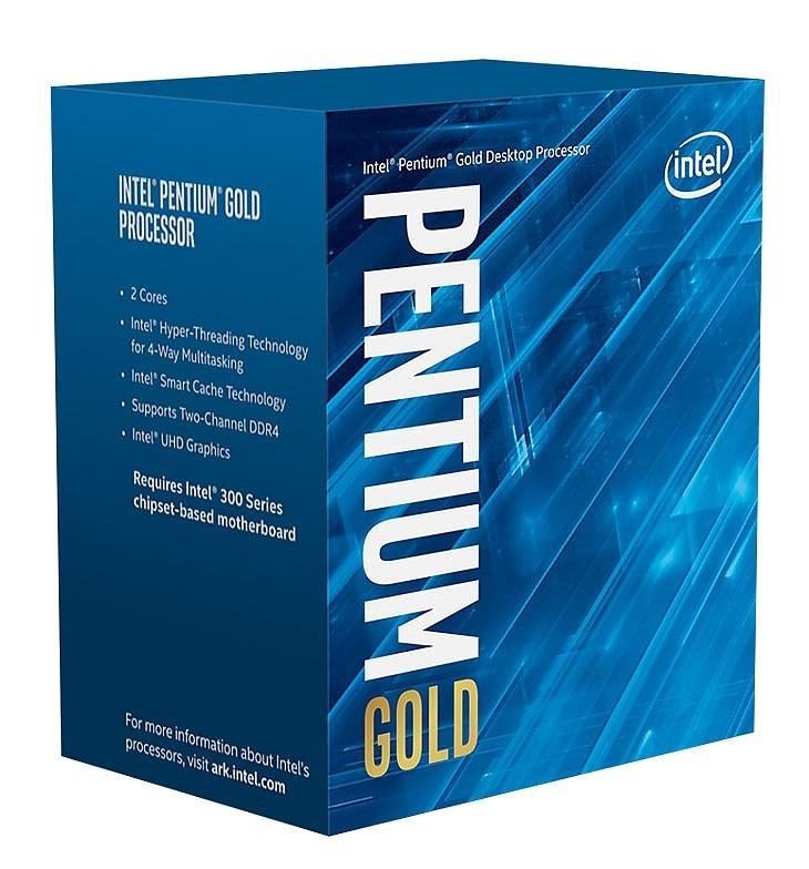 PROCESSOR PENTIUM GOLD G5400
