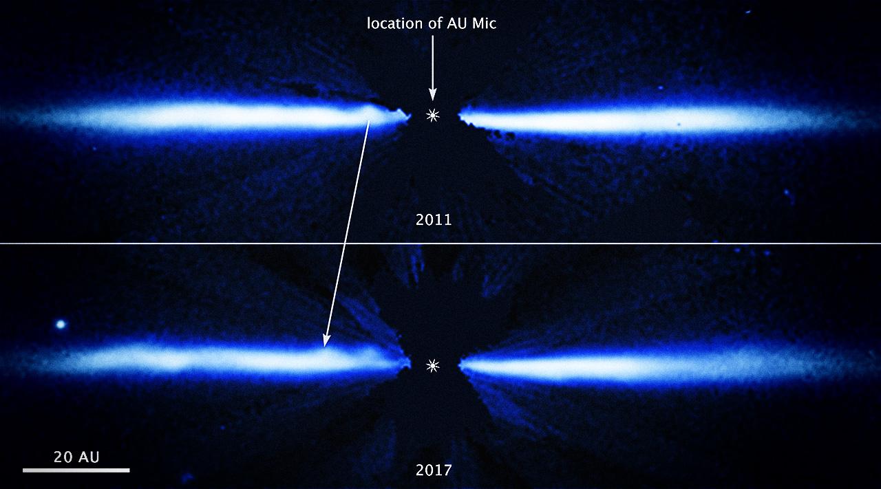 Открытие «Hubble» резко понизило шансы на обнаружение обитаемых планет
