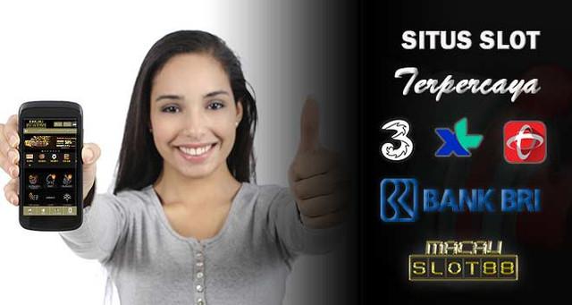 Slot BRI Online 24 Jam