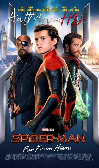 Spider-Man Far from Home (2019) Full Movie HC HDCAM 720p 480p English x264 [Full Movie]