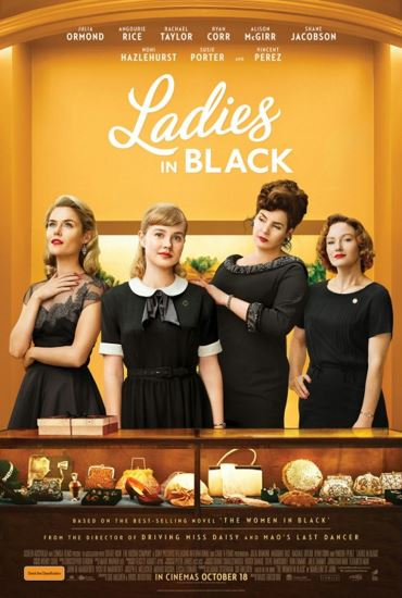 Kobiety w czerni / Ladies in Black (2018) PL.BDRip.XviD-KiT | Lektor PL