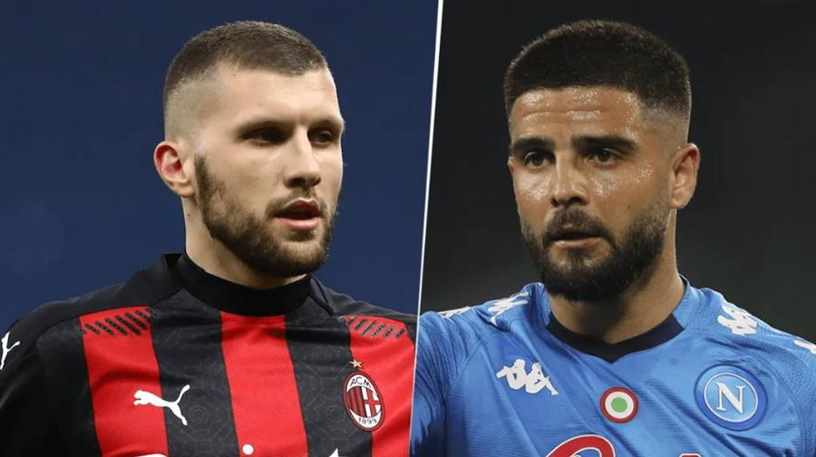 Rojadirecta Milan Napoli Streaming Gratis TV Online.