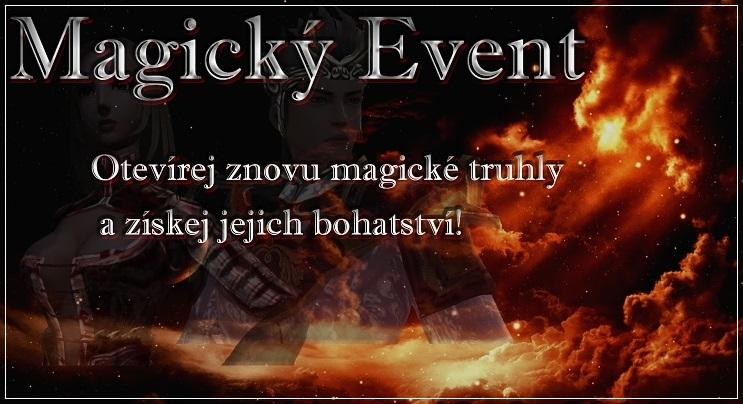 Magický event se vrací
