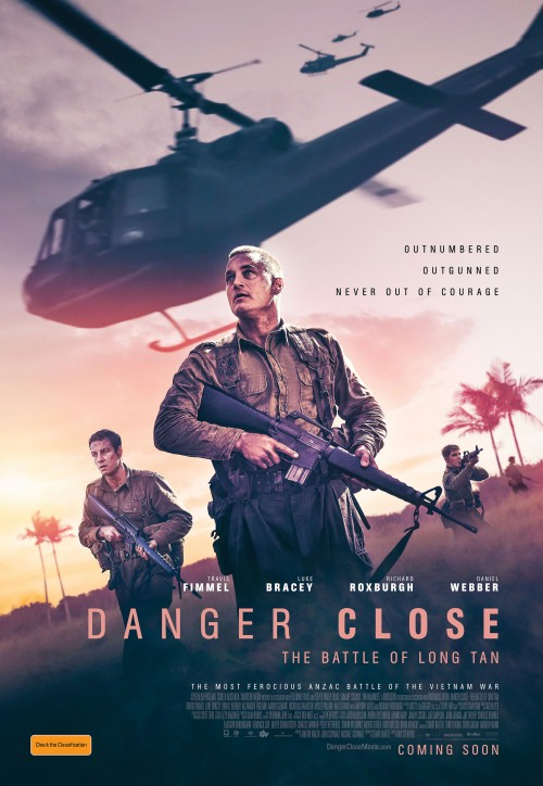 Bitwa o Long Tan / Danger Close: The Battle of Long Tan (2019) PL.480p.BRRip.XViD.AC3-MORS / Lektor PL