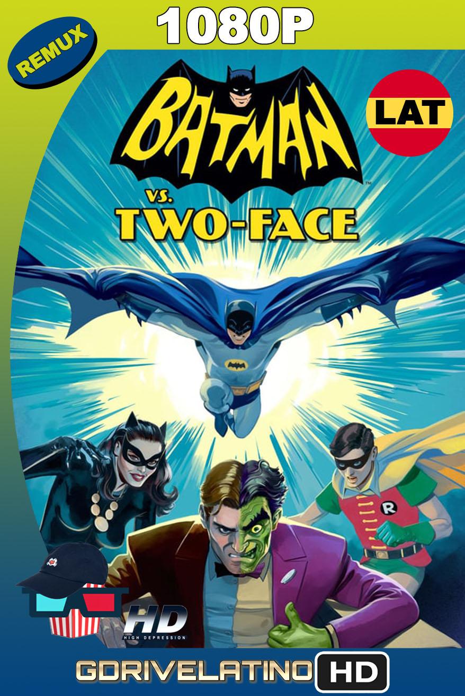 Batman vs Dos-Caras (2017) BDRemux 1080p Latino-Inglés MKV
