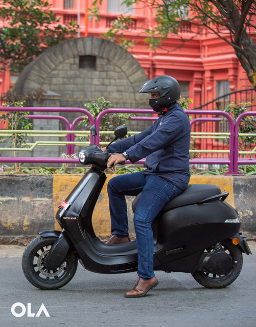 Ola Electric begins India's EV Revolution. Opens reservation for Ola Scooter