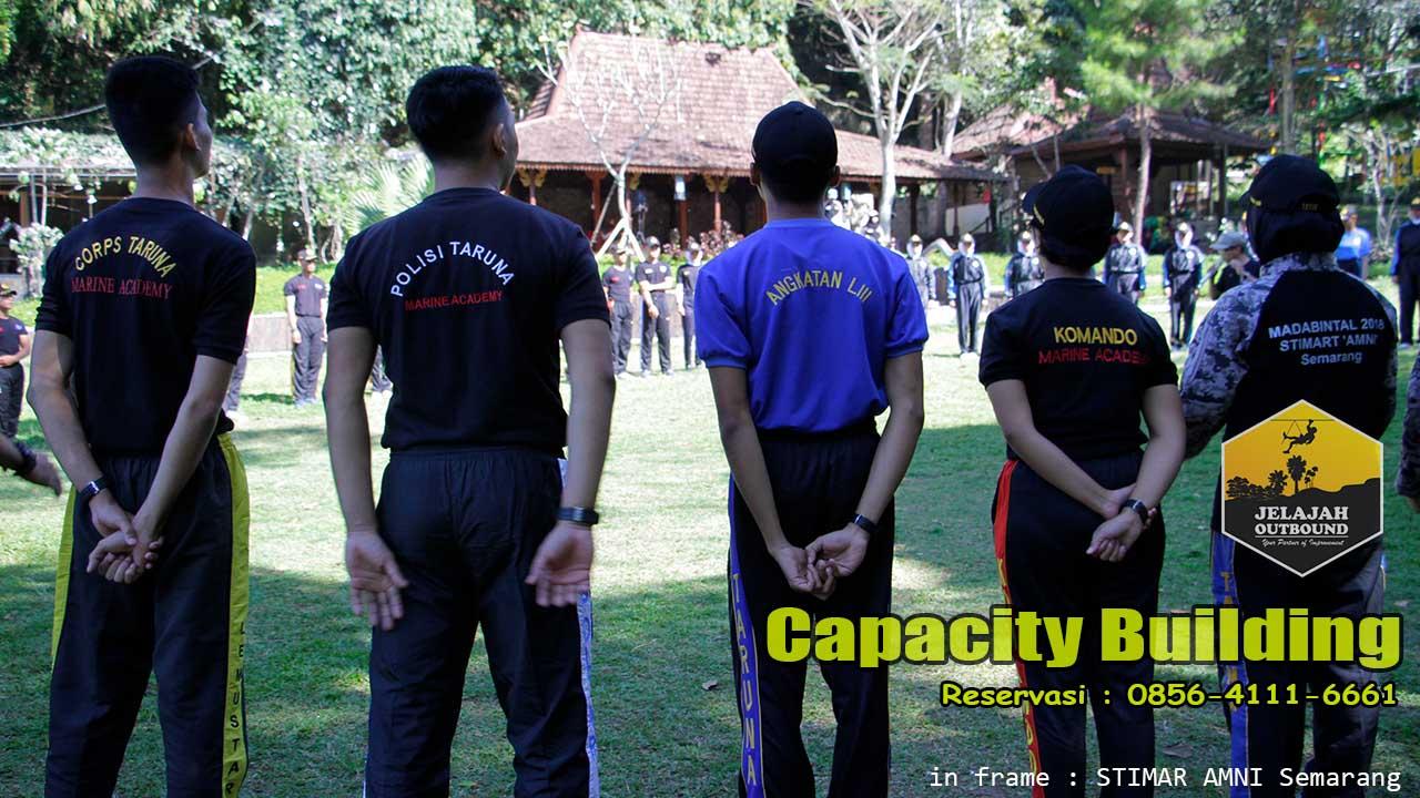 outbound capacity building semarang