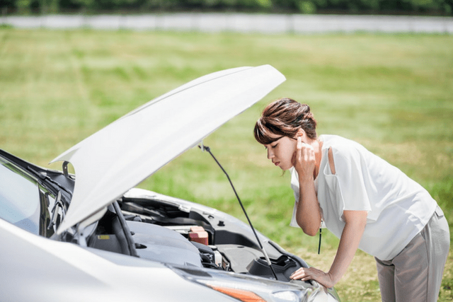 7 Common Problems Your Car Often Has