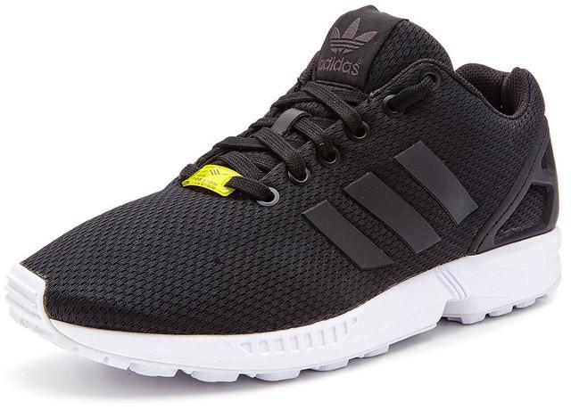 Scarpe ADIDAS da Uomo Ragazzo ZX FLUX M19840 Nere Sneakers