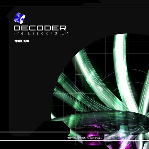 Decoder - The Discord EP 2002