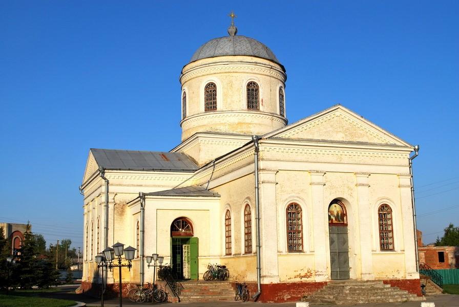 Короп. Успенська церква (1894). Фото — Андрій Маркін (2010).