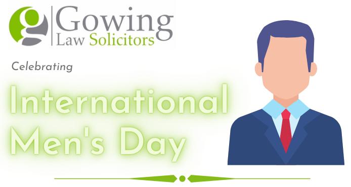 Celebrating International Men's Day Header