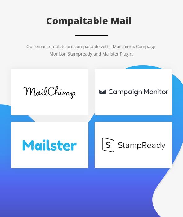 Bisam - Responsive Email Template - 3
