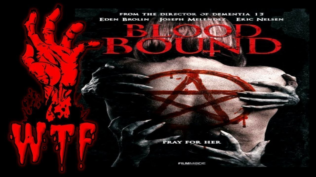 Blood Bound (2019) Horror Movie 720p Web-DL x264 HD1