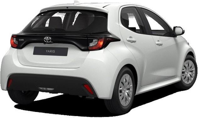 La Nouvelle Toyota Yaris élue « Compacte Business » de l'année 2021 Yariss