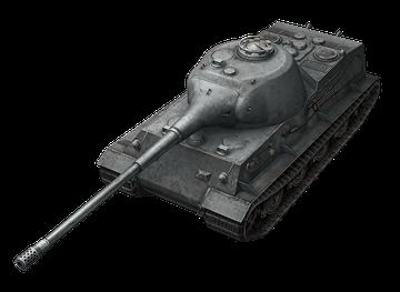 Премиум танк Lowe World of Tanks Blitz