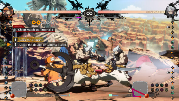 Topics tagged under 聖騎士之戰 on 紀由屋分享坊 Guilty-Gear-Strive-2021-01-14-21-006-600x338