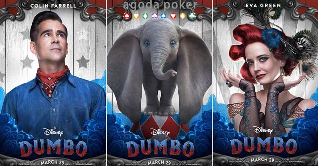 5 Fakta Film Dumbo, Adaptasi Live Action Disney yang Siap Bikin Mewek