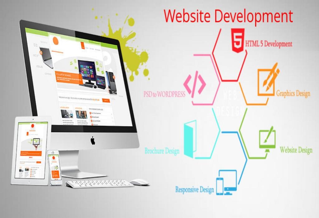 Informative Site Modern Design Inspiration