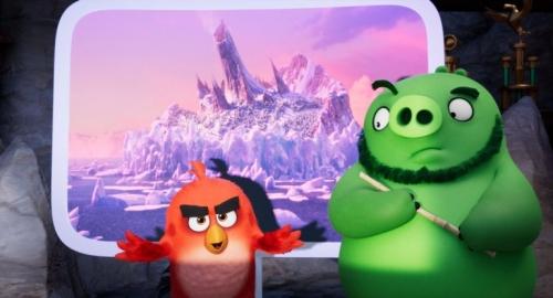 Angry Birds 2: La Película completa