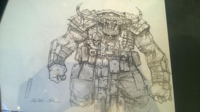 Galerie Daniel Maghen [originaux Warhammer Battle & 40K] 41