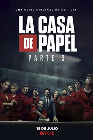 Money Heist Season 3 Download Full 480p 720p