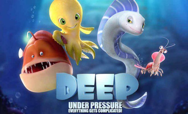 Deep: O aventură nesfârșită online