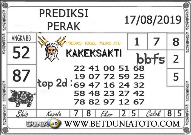 """Prediksi Togel """"PERAK"""" DUNIA4D 17 AGUSTUS 2019"""