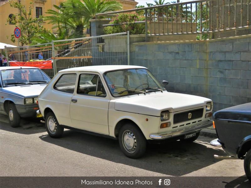 avvistamenti auto storiche - Pagina 26 Fiat-127-900-47cv-75-CT372992