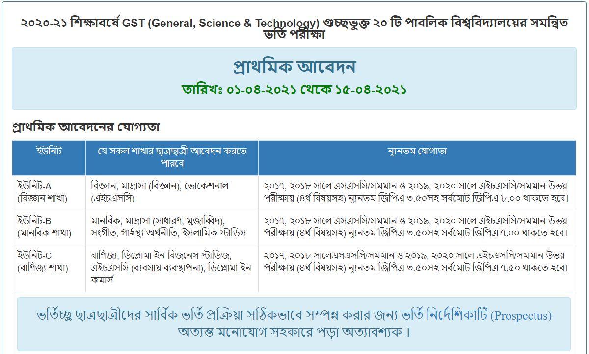 gst-admission-website