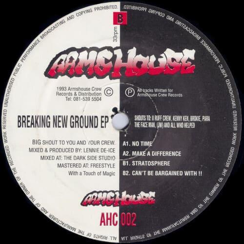 Download Lennie De-Ice - Breaking New Ground EP mp3