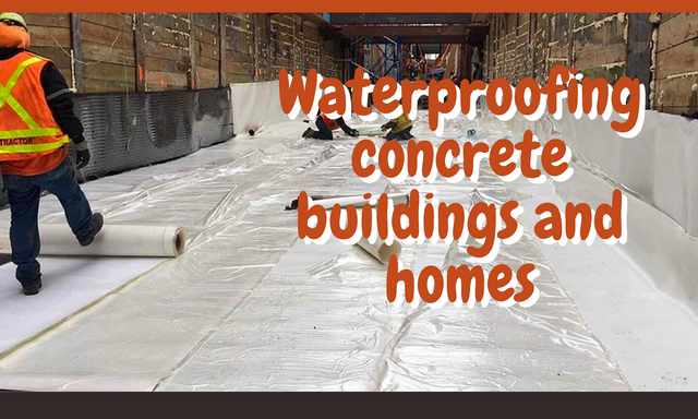 Waterproofing-concrete-buildings-and-homes