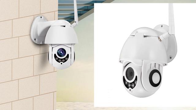 speed dome камеры