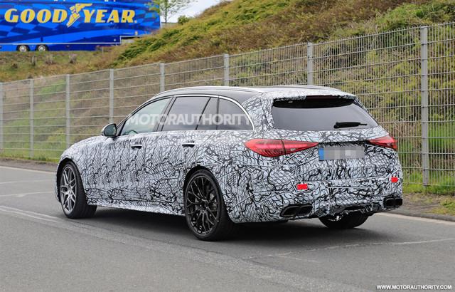 2021 - [Mercedes-Benz] Classe C [W206] - Page 18 A15-EBF48-6-ED8-4637-AD69-2-BD757-EB8-E01