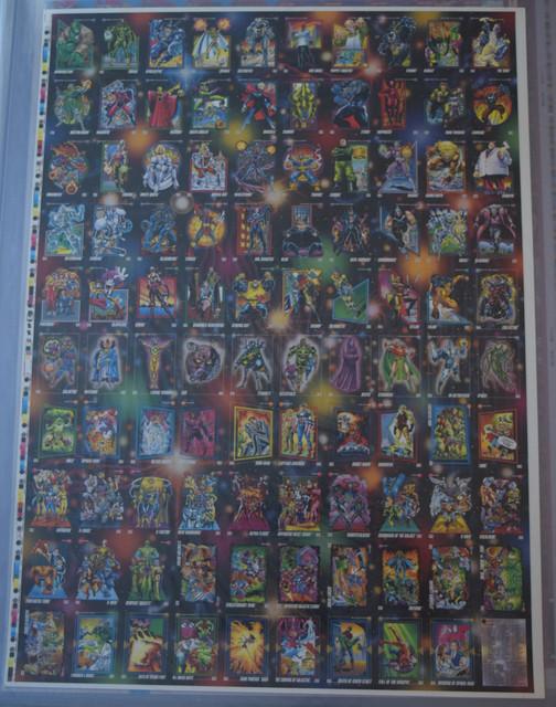 Marvel-Universe-Series-III-1992-Uncut-Sheet-4