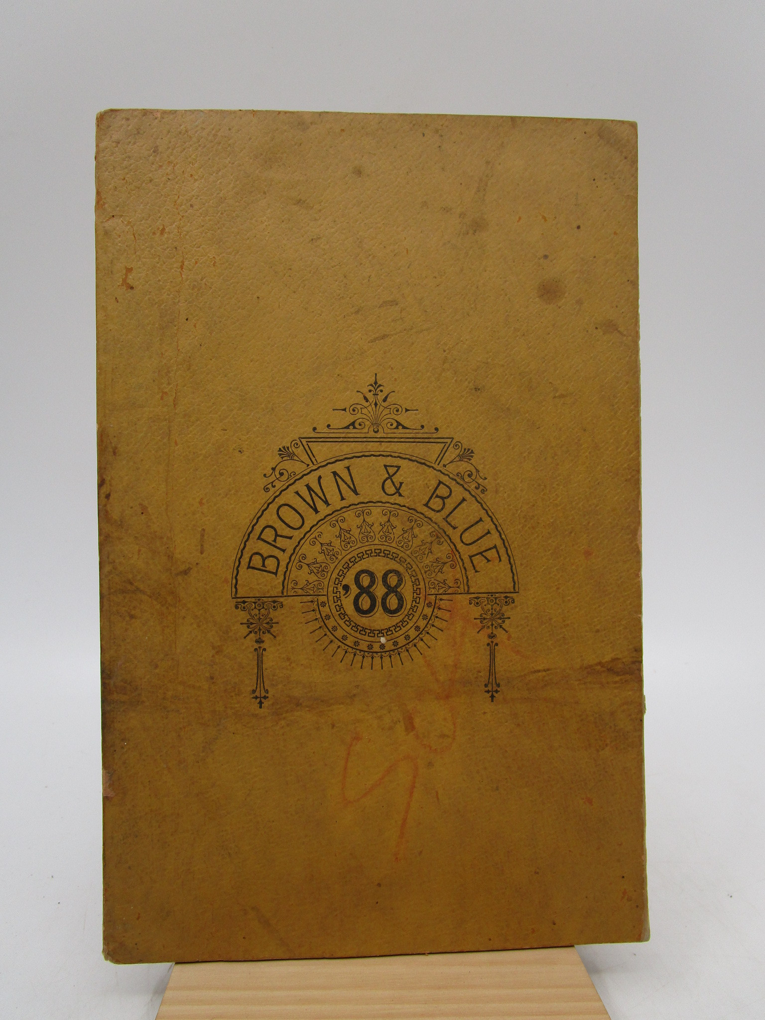 Image for The 88 Brown and Blue (Volume III, 1887) First Edition
