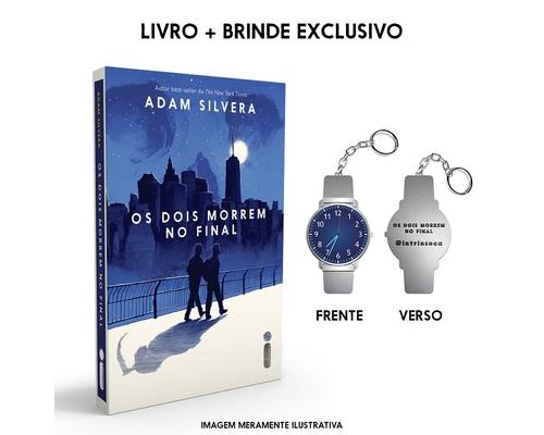 O emocionante livro de Adam Silvera chegará ao Brasil em outubro pela Editora @intrinseca