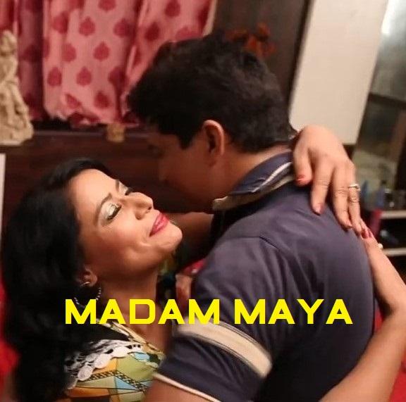 Madam Maya 2020 Hindi Hot Movie 480p HDRip 300MB x264 AAC